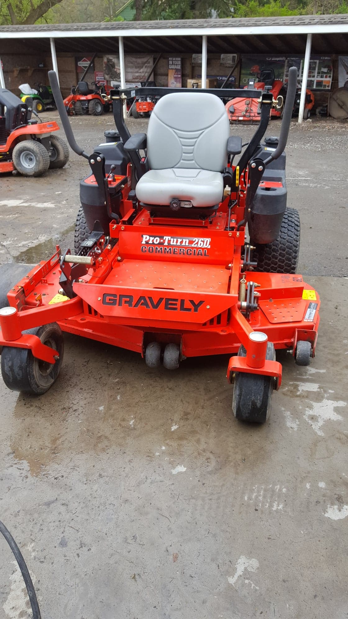 Little's Lawn Equipment | Used Equipment